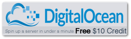 digital ocean ssd vps free credit