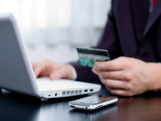 online ecommerce credit card transaction